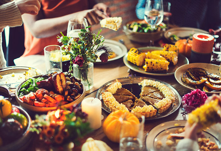 Hosting an Eco & Allergy-friendly Thanksgiving