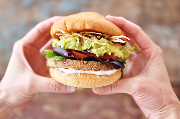 "How to Shop for the Healthiest Veggie Burgers and Avoid ""Edible Food-Like Substances"""