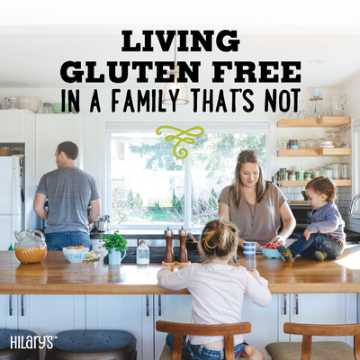 Living Gluten-Free in a Family That's Not