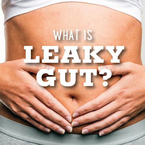 What the heck is Leaky Gut Syndrome?