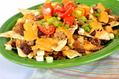 Nacho Typical Nachos!