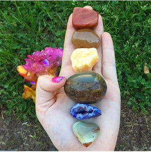 Chakra Crystal Bundle - The Whimsy Crystal Shop