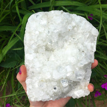 4.4lb Large Standing Quartz Cluster - The Whimsy Crystal Shop