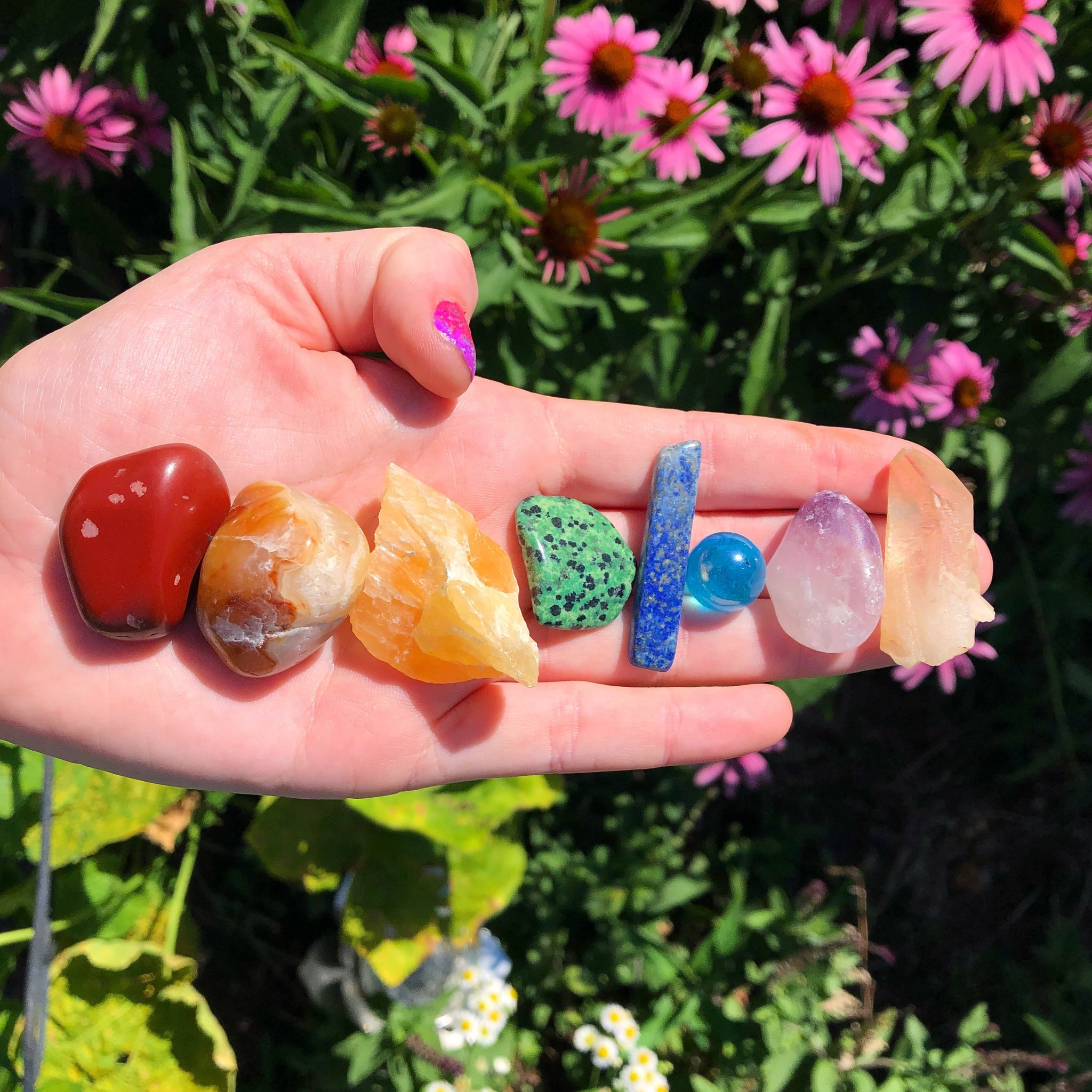 Chakra Bundle - The Whimsy Crystal Shop