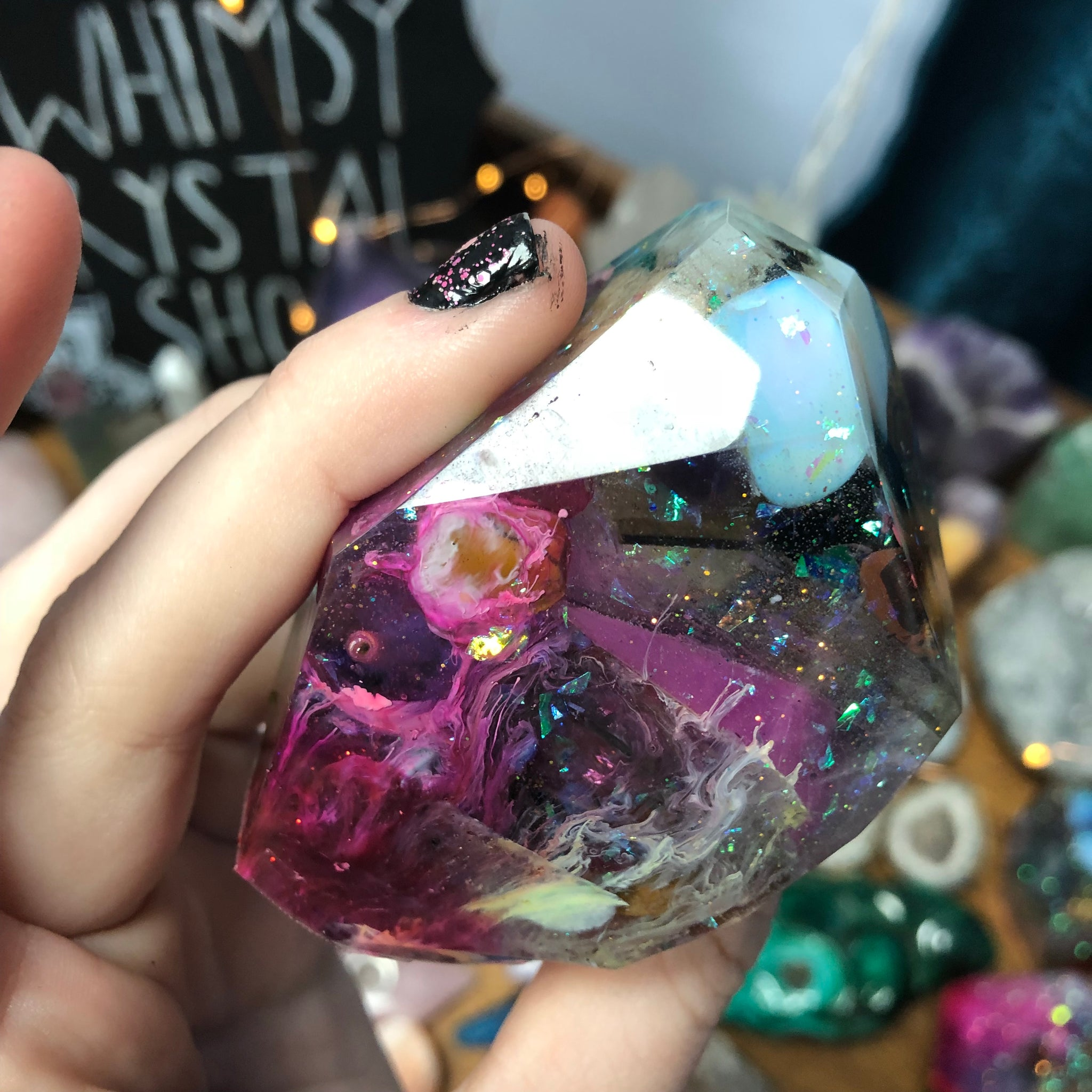 Reserved - The Whimsy Crystal Shop