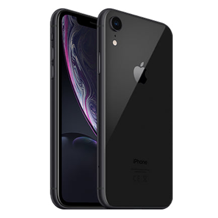 iPhone XR Black 256GB