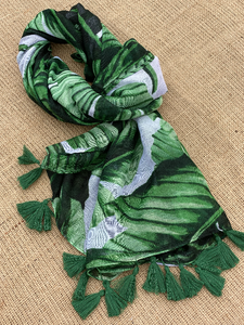 Multipurpose tropical pashmina