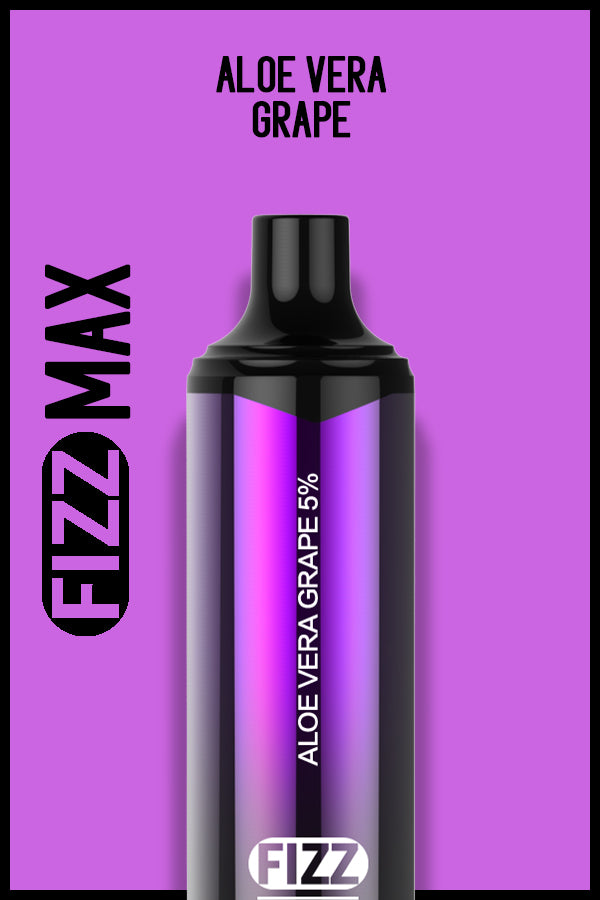 FIZZ MAX - Aloe Vera Grape