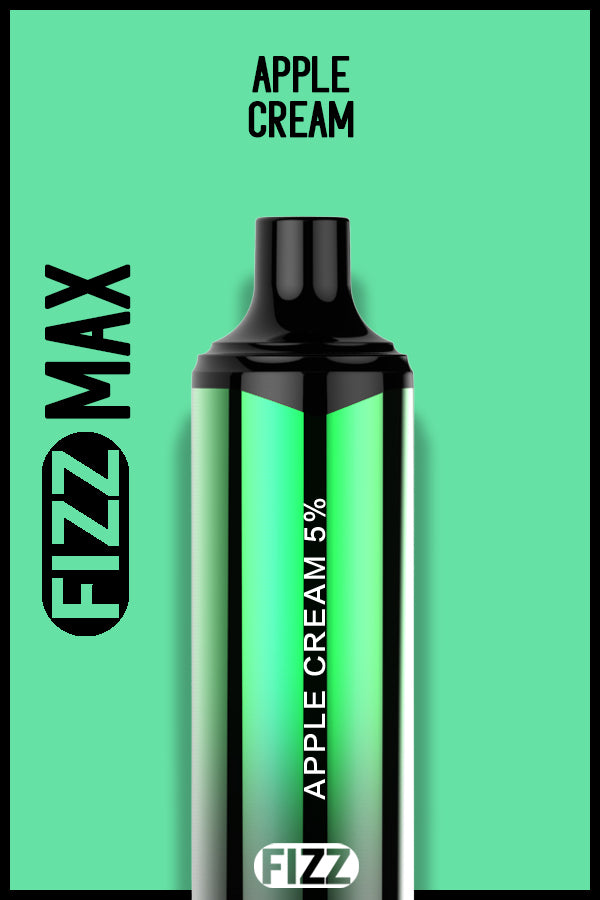 FIZZ MAX - Apple Cream