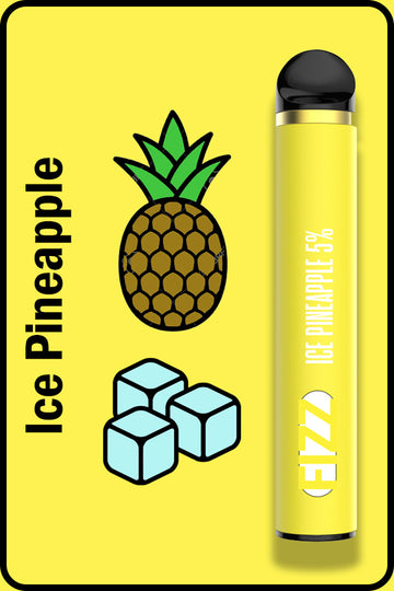 FIZZ 1600 XTRA - Ice Pineapple