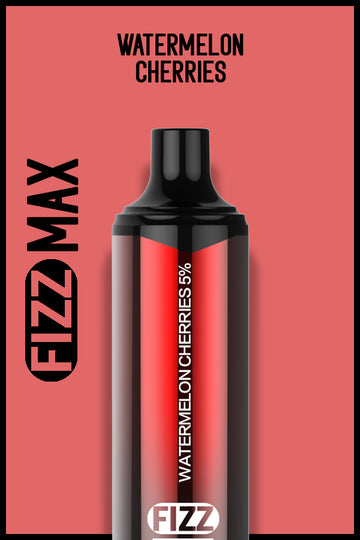 FIZZ MAX - Watermelon Cherries