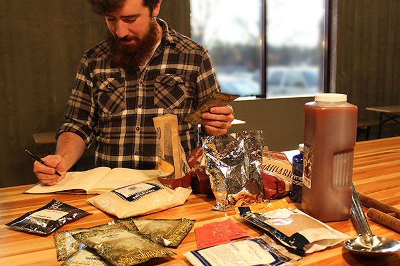 Homebrewing with Ingredients from Home