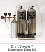 Kegerator King Kit