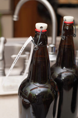 EZ Cap Bottles with Swing Tops