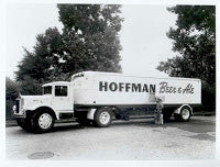 Hoffman Delivery Truck
