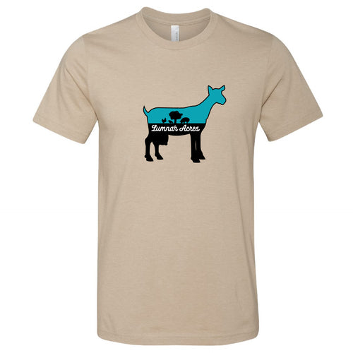 Lumnah Acres Goat T-Shirt