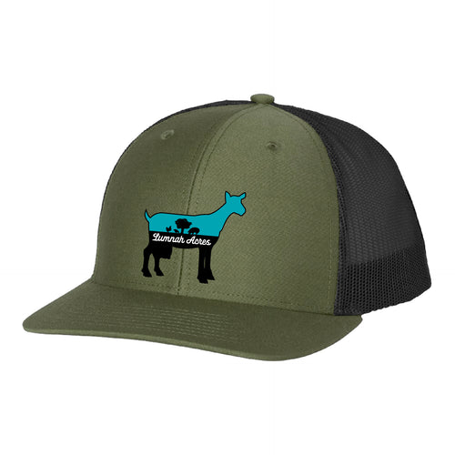 Lumnah Acres Goat Hat