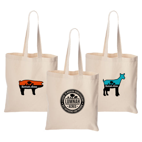 Lumnah Acres Tote Bundle