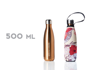 BBBYO Future Bottle + carry cover  - 500 ml