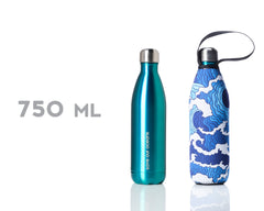 BBBYO Future Bottle + Carry Cover combo - 750 ml