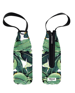BBBYO - Carry cover - for 750 ml Future Bottle - Banana leaf print