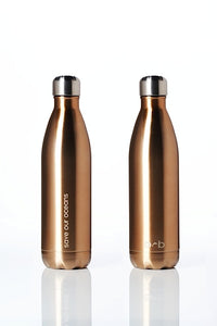 BBBYO Future Bottle - Gold -  Stainless Steel - Insulated - 750 ml