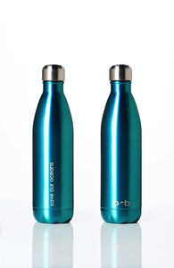 BBBYO Future Bottle - Mint -  Stainless Steel - Insulated - 750 ml