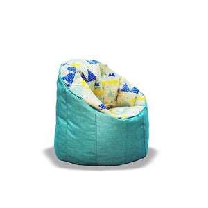 * Super Sale - Pumpkin Beanbag Chair (Kids) - Peak print