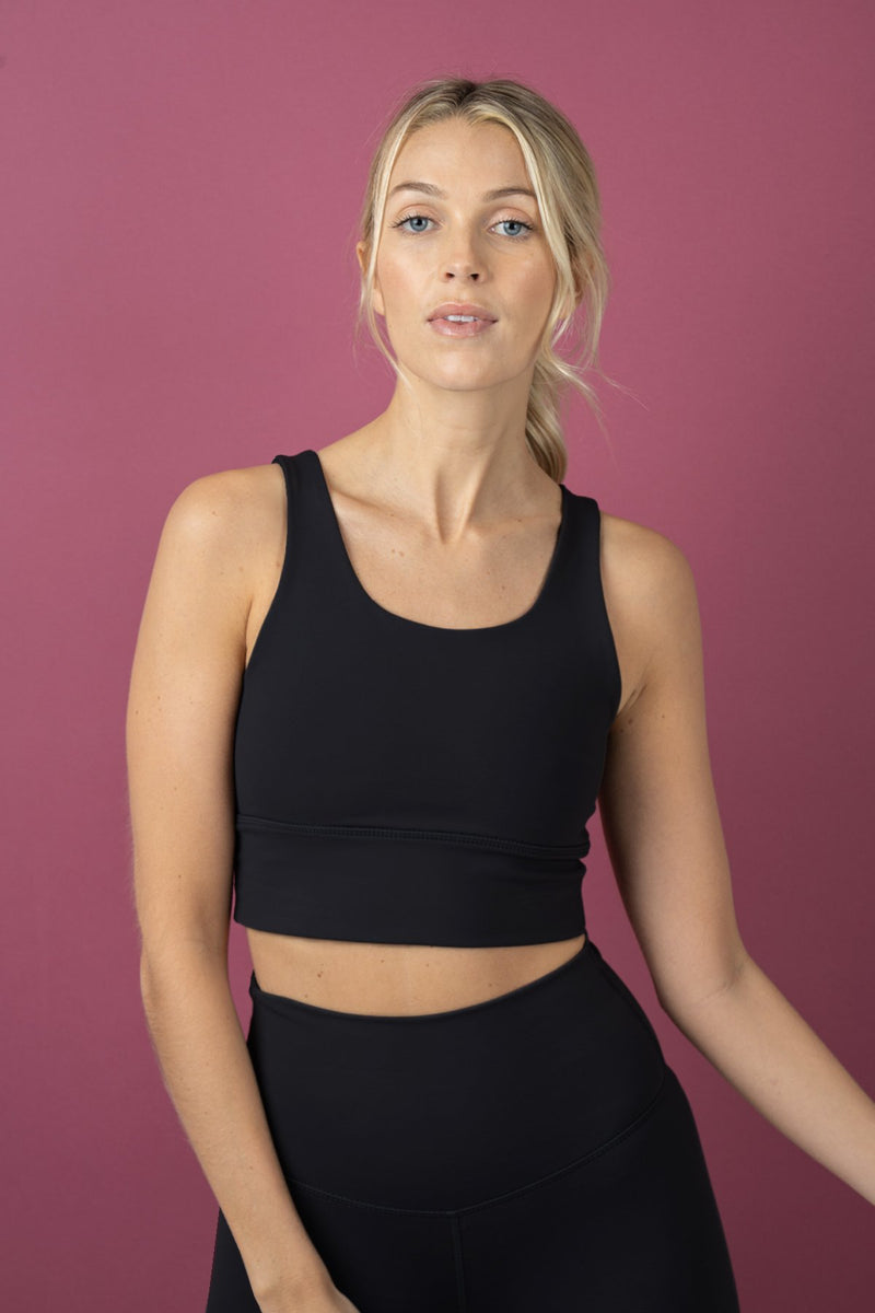 Elevate Bra Black