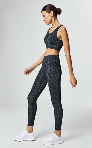 Luna Legging Black Viper