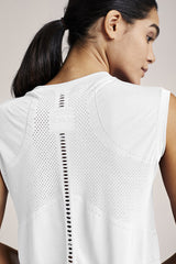 NORMANDIE SEAMLESS TANK WHITE
