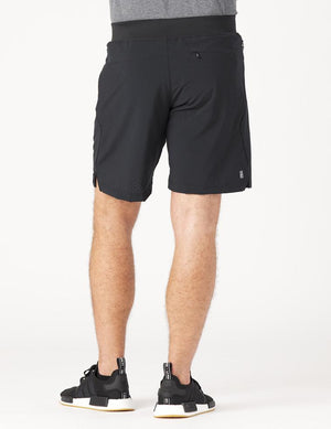 MENS KODIAK COOLING SHORT: BLACK
