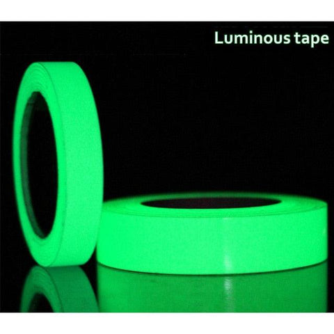 Image of 15mm x 3M/Roll Luminous Tape Self-adhesive Glow In The Dark Safety Stage Home Decorations Warning Tape #20