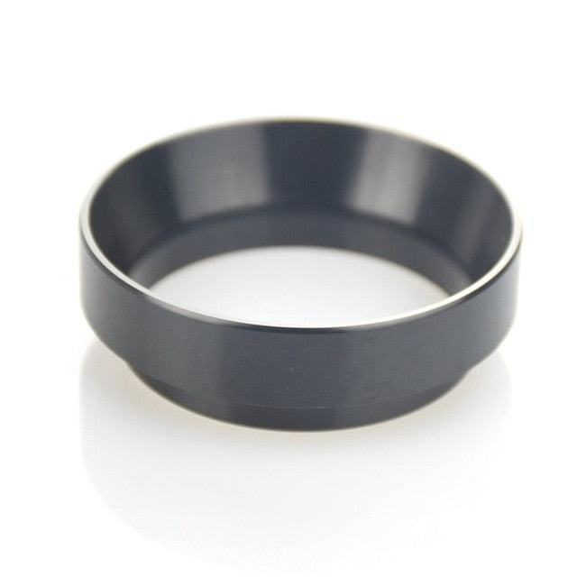 1pc New Arrival  Intelligent Dosing Ring for Brewing bowl  Coffee powder for espresso barista tool 58MM Profilter