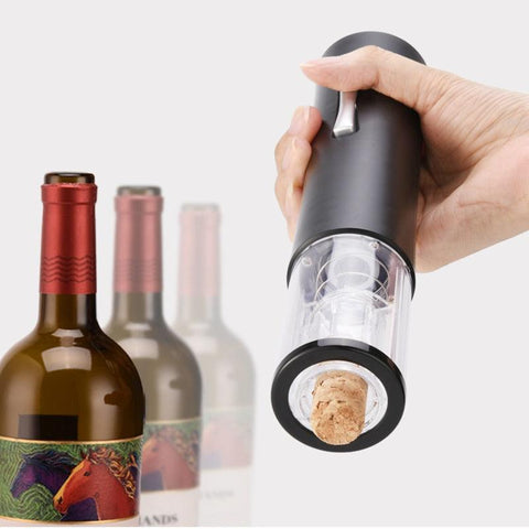 Automatic Bottle Opener for Red Wine Foil Cutter Electric Red Wine Openers Jar Opener Kitchen Accessories Bottle Opener