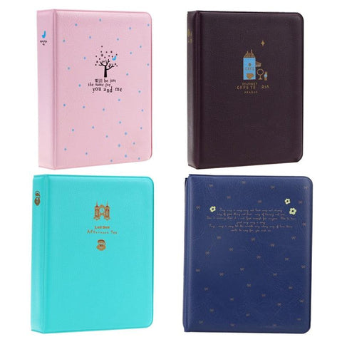 Image of 64 Pockets Foldout Album Photo Picture Case Container for FujiFilm Instax Mini 8 Case Photo Album Instax Mini Album