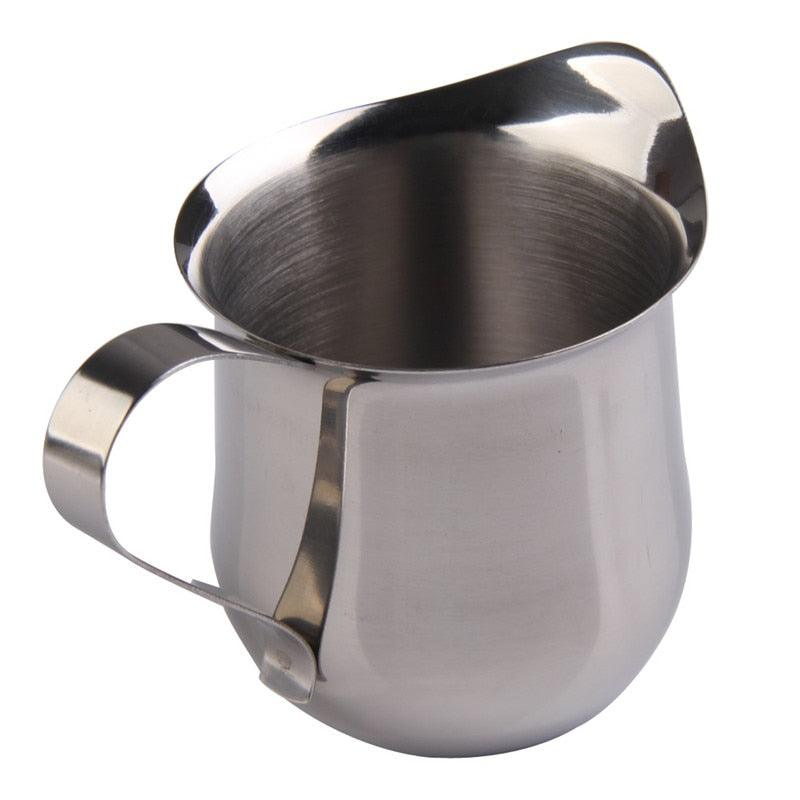 90ml/150ml/240ml Stainless Steel Coffee Cup Mug Milk Frothing Pitchers Jug Cup Espresso Latte Art Mug Jug Foam Container