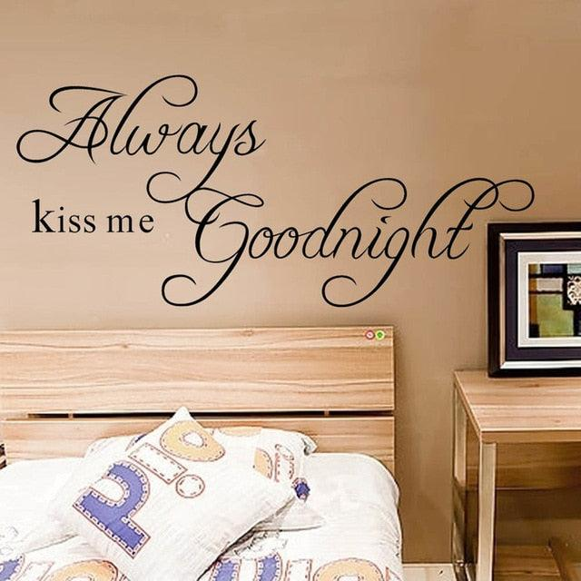 Art Words Quote Wall Sticker Family Quotes Wall Decal Home Decoration Bedroom Removable Vinyl Adesivo De Parede 12 Styles Choose