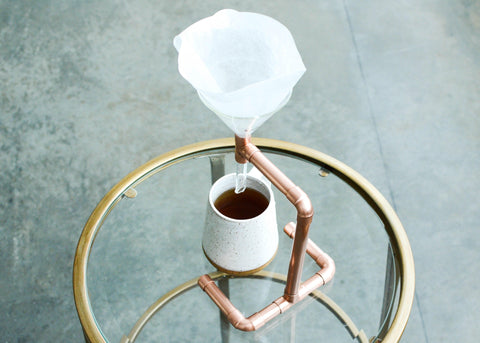 Image of Copper Coffee Pour Over