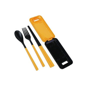 Wulekue 1PCS Camping Portable Cutlery Travel Kids Adult My food picks Fork Picnic Set  for Child dinnerware Camping Picnic Set