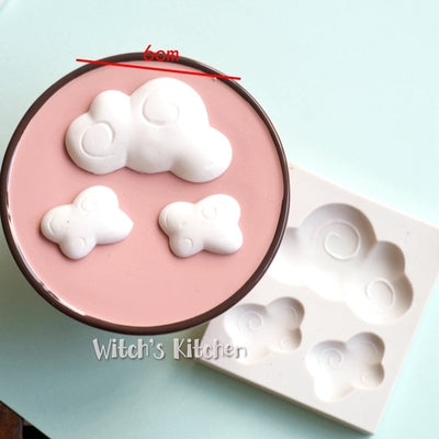 Image of Yueyue Sugarcraft Balloon silicone mold fondant mold cake decorating tools chocolate gumpaste mold