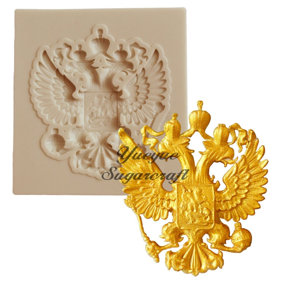 Yueyue Sugarcraft  silicone mold fondant mold cake decorating tools chocolate gumpaste mold baking