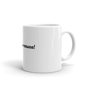 Awesome-sauce Coffe Mug