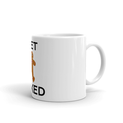 Get Baked Coffee Mug, Ceramic