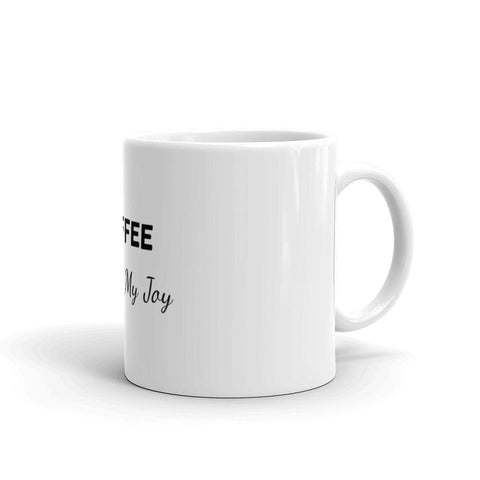 Image of Coffee Sparks My Joy Coffee Mug