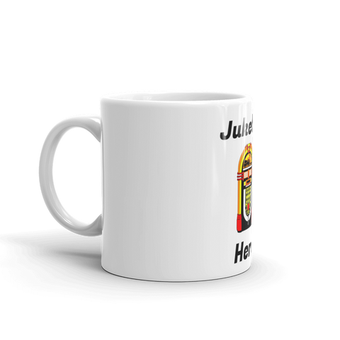 Image of Jukebox Hero Coffee Mug, Ceramic
