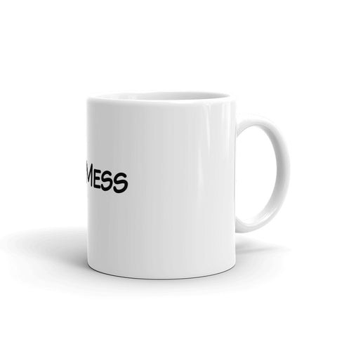 Image of Hot Mess Coffee Mug