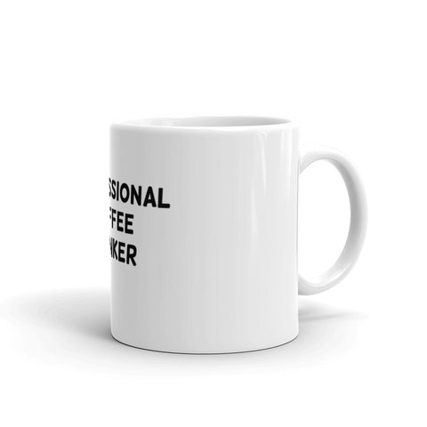 Image of Professional Coffee Drinker Coffee Mug, Ceramic