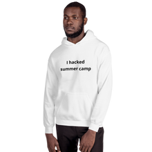 Load image into Gallery viewer, Hacker summer camp hoodie