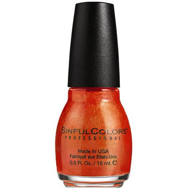 Professional Nail Enamel, Courtney Orange 30, 0.5 fl oz (15 ml)